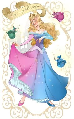 Disney Sleeping Beauty Wallpaper. always wanted to do the half and half sleeping beauty costume!!!
