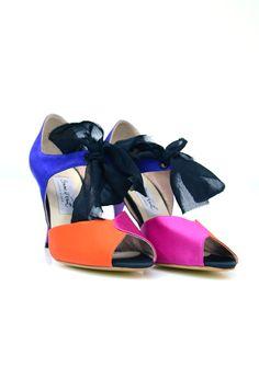 Comme il Faut shoes by conDiva.com  #tango #handmade #fashion #milonga #stiletto #quality #comfortable #boutique #atelier #shop