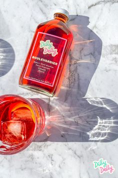 Sunlight & Boulevardiers. What a combo 🙌 #BottledCocktails #Cocktails #CocktailDelivery #ProductPhotography Pop Up Bar, New Age, Makers Mark, Bourbon, Sunlight, Perfume Bottles, Cocktails, Photography, Bourbon Whiskey