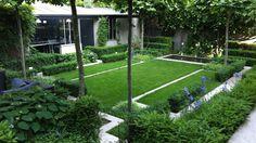 390 meilleures images du tableau Jardins contemporains | Jardin ...