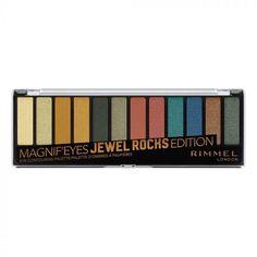 Rimmel Magnifeyes Multi Eyeshadow Jewelrock 009 / Dis-Chem - Pharmacists who care Eye Contouring, Palette Contouring, Rimmel, Pharmacists, Eyeshadow, Jewels, Rock, Beauty, Products