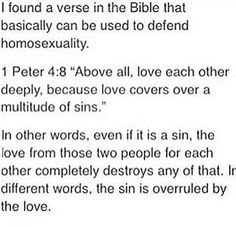 That isn't what love is referring to in this passage. Love is God not the love between to people. God is the love that is being referred to here. So, God is love. I.e. God covers all sins!