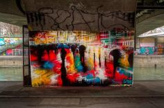 35 mükemmel sokak sanatı örneği