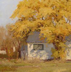 Kathleen Dunphy - plein air