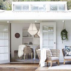 Beuna Outdoor Chair | Vilda & Co | Rattan | Neutral Natural | Boho | Scandi | Hamptons | Beach House | Coastal | Exterior | Outdoor Living | Interiors | zanui | afflink