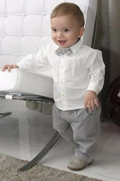 conjunto infantil masculino para batizado ou aniversário