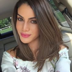 35 Ash Brown Hair Looks - Accessoires pour cheveux Cool Brown Hair, Brown Hair Looks, Ash Brown Hair Color, Brown Ombre Hair, Brown Hair With Highlights, Cool Hair Color, Medium Ash Brown Hair, Natural Hair Color Brown, Highlights Diy