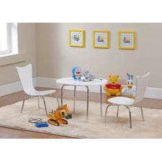 Table And Chairs For Kids Rocker Chair Baby 137 Best Kiddie Tables Images Fabulous Set 89 99 Toddler