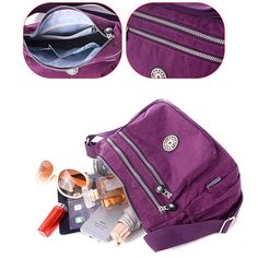 Women Nylon Waterproof Crossbody Bag Ladies High-End Casual Outdoor Shoulder Bags is Worth Buying - NewChic Mobile.