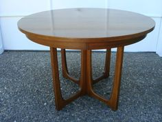 Similar to the other Brasilia table