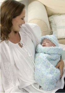 13 Crochet Baby Cocoon Patterns  More Free Crochet Baby Patterns