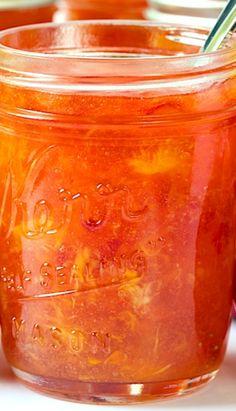Nectarine Freezer Jam