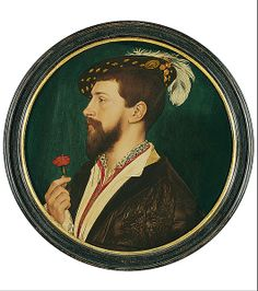 File:Hans Holbein the Younger - Portrait of Simon George of Cornwall - between circa 1535 and circa 1540