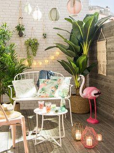 Tendance déco Urban Garden | Maisons du Monde