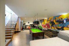 | Ideas para decorar una sala de billar en casa
