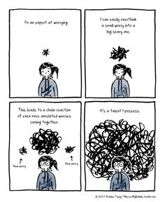 Discovering she's an introvert inspired artist Debbie Tung to start drawing comics about her quiet, sensitive temperament. Introvert Quotes, Introvert Problems, Infj, Infp Personality, My Bubbles, Social Anxiety, Anxiety Help, Describe Me, Story Of My Life
