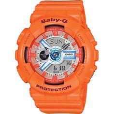 Часы CASIO BA-110SN-4A
