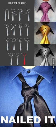 Funny pictures about Eldredge tie knot. Oh, and cool pics about Eldredge tie knot. Also, Eldredge tie knot. Funny Memes, Hilarious, Funny Fails, Funny Pranks, Videos Funny, Funny Quotes, Funniest Memes, Funny Cartoons, Funny Dogs