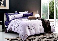 Queen-King-SuperKing-Size-Bed-Duvet-Doona-Quilt-Cover-Set-New-Ar-M308