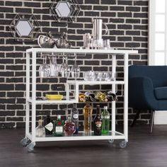 Bar Carts | Hayneedle