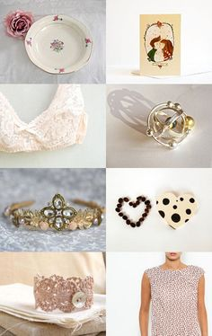 Valentine Gifts by Ilona on Etsy--Pinned with TreasuryPin.com