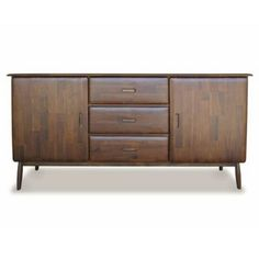 Debenhams Acacia wood 'Estelle' sideboard- at Debenhams.com