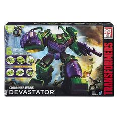Transformers Generations - Combiner Wars - Devastator (B0998)