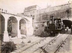 Malta Railway 1890s