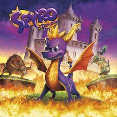 21 Spyro The Dragon Ideas Spyro The Dragon Dragon Spyro And Cynder