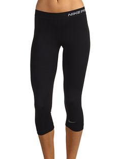 Nike Pro Combat Running Capris- LOVE these for running. Absolutely no chaffing and for those long runs you feel comfortable and cool.