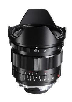 Voigtlander 21mm f/1.8 Ultron Manual Focus Aspherical Lens for M Mount Cameras, with Built-in Lens Hood >>> You can get more details by clicking on the image.