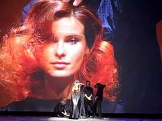 Angelo Seminara Razor Cut at the Davines World Wide Hair Tour 2012 Hair Show