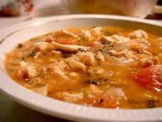 Southern Catfish Stew