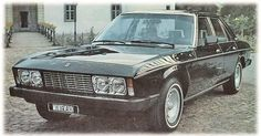 Monteverdi Sierra 1977. Take one Plymouth Volaré with its beefy 5.2 litre V8 engine, modify the bodywork slightly to create a distinguished, European-looking saloon with hints of the Fiat 130, et voila! The Sierra from Switzerland. Daftly loveable, like an eccentric aunt. But with less facial hair. Dodge Aspen, Chrysler Lebaron, The Valiant, Kit Cars, Plymouth, Mopar, Motor Car, Cool Cars, Classic Cars