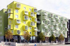 Ørestad Plejecenter / Senior Housing, byJJW Arkitekter (Asli...