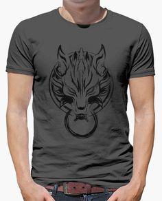 Camiseta Wolf Seal Black Edition