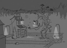 141102 #AMonsterCalls A Monster Calls - Patrick Ness - J.A. Bayona