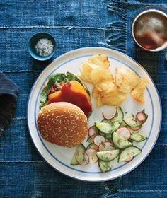 12 Creative Burger Toppings | Give your same-old condiments a rest and shake it up with one of the following inventive combinations.