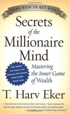 Bestseller books online Secrets of the Millionaire Mind: Mastering the Inner Game of Wealth T. Harv Eker  http://www.happynesscoach.in