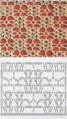 3 Puntadas crochet / 3 Puntos crochet / 3 Crochet Pattern | Todo crochet