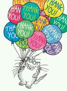 Thank you for my birthday wishes! You made my day extra special! Love and blessings!