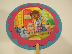 Doc McStuffins, Style and Cakes on Pinterest