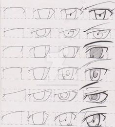 Manga Tutorial Male Eyes 02 By Mela :3 If you're going to use this tutorial, please specify I'm the owner of it!~<3 n_n Thx a lot!! I hope you enjoy it!!~~~<3 Youtube channel:www.youtub...