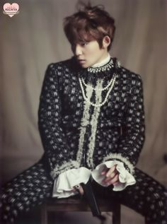 Ricky on Arena Homme+ Magazine   Yoo Chang Hyun