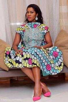"Stephanie Okereke Linus - Face of the Vlisco.- African Designers & Models - Part 2- Funky Fashions - Funk Gumbo Radio: http://www.live365.com/stations/sirhobson and ""Like"" us at: https://www.facebook.com/FUNKGUMBORADIO"