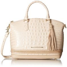 Brahmin Duxbury Satchel, Sunglow >>> Read more details by clicking on the image.