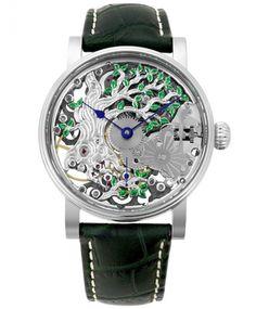 シャウボーグ TREE OF LUCK 腕時計 メンズ SCHAUMBURG ツリー オブ ラック - IDEAL