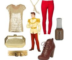 A while ago, I told you guys how to dress like Disney princesses - this week, I'm going to show you guys how to dress like Disney princes. It may sound weird, but trust me on this one. The hunky Di...
