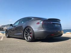 Tesla Model S Modified Cars, Supercars, Racing, Vehicles, Model, Rolling Stock, Scale Model, Pimped Out Cars