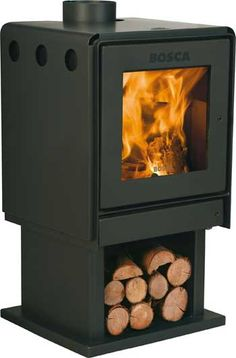Awesome Bosca Spirit 500 Pellet Stove